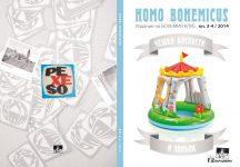 Cover HOMO BOHEMICUS 2014_3-4